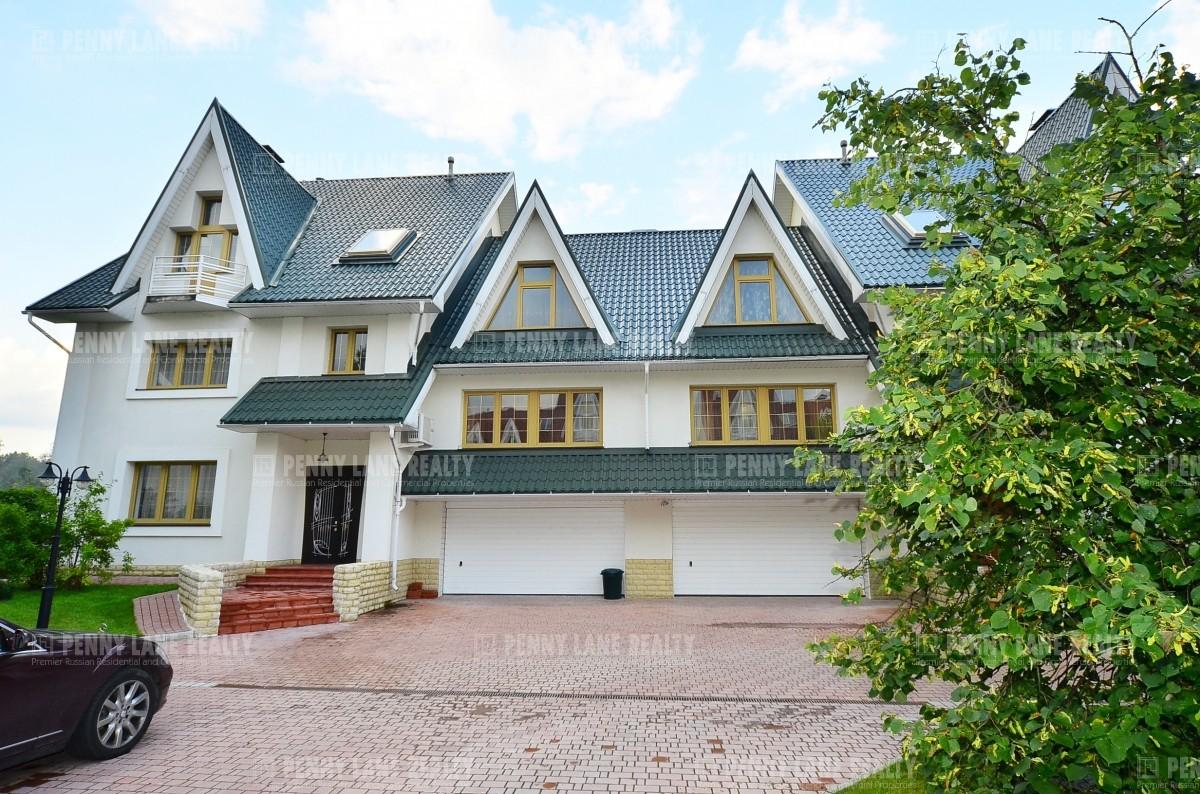Продажа дома Подушкино-town 432 м² Рублево-Успенское шоссе - Фасад -  foto fs Презентация d5b0d4acb21