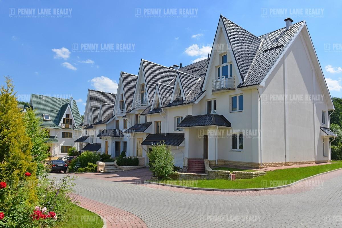 Продажа дома Подушкино-town 420 м² Рублево-Успенское шоссе - Фасад -  foto fs Презентация 3fd635eea05