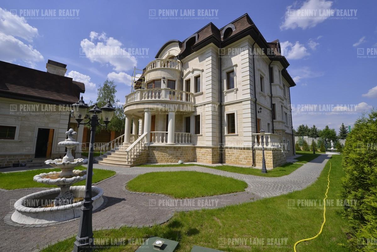 Аренда дома Подушкино 790 м² Рублево-Успенское шоссе - Фасад - foto fw ... 7526b73a2ab